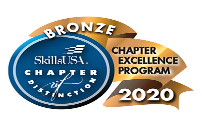 BRONZE - Chapter Of Distinction
