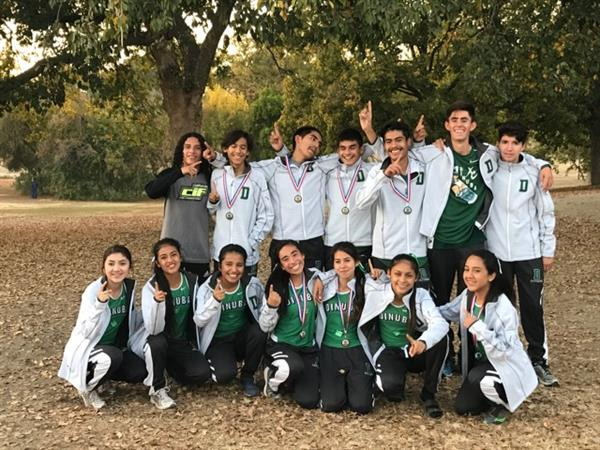 Cross Country Champs
