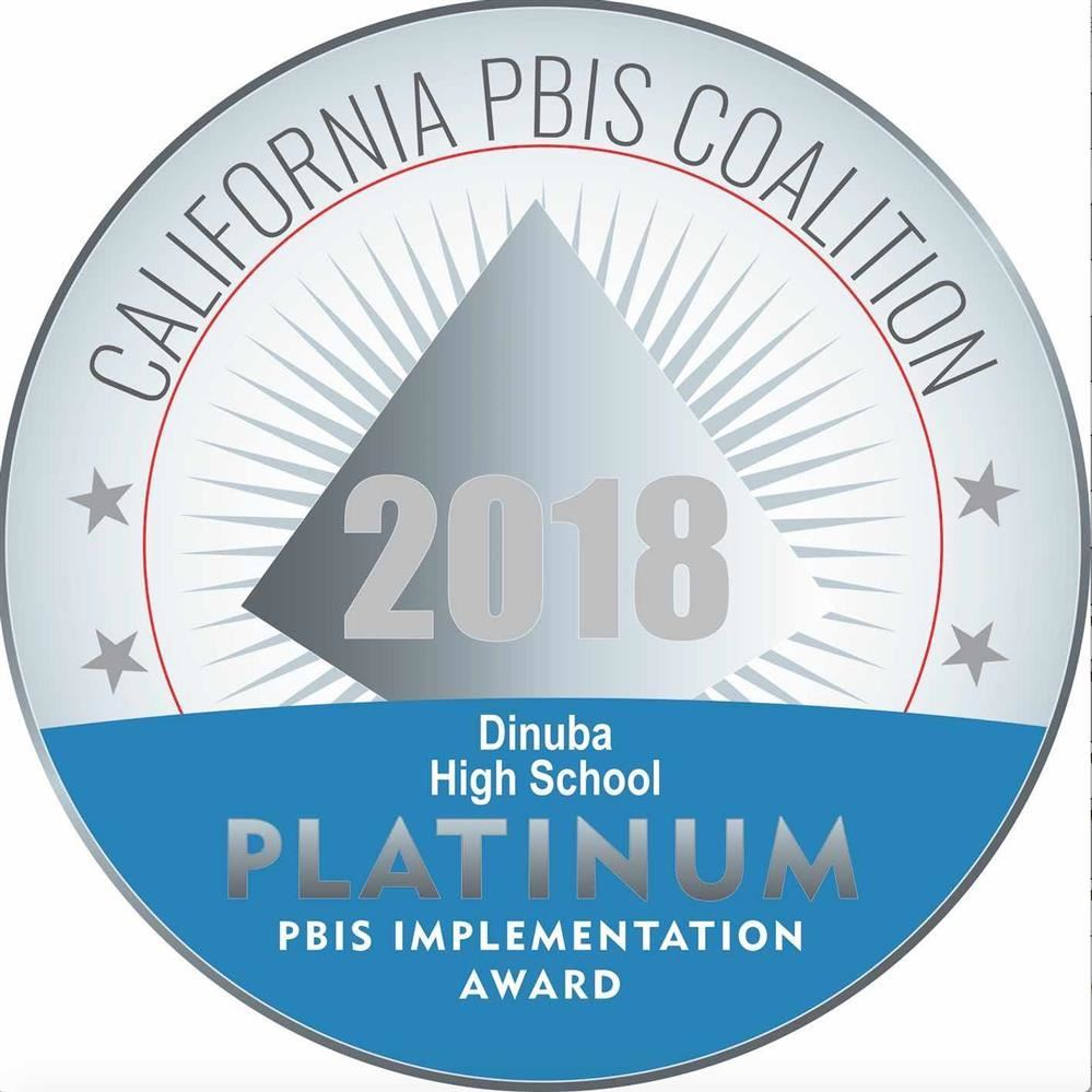 2018 PBIS Platinum Award